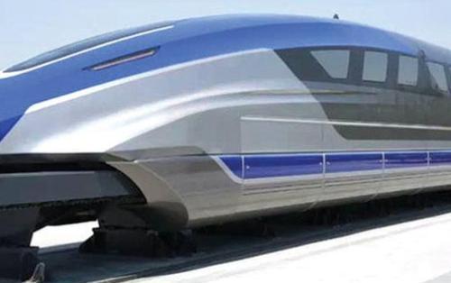 2021'de raylara çıkması planlanıyor - 600 kilometre hızla gidecek