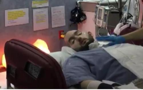 Komadaki Suudi Prens 14 yıl sonra başını oynattı