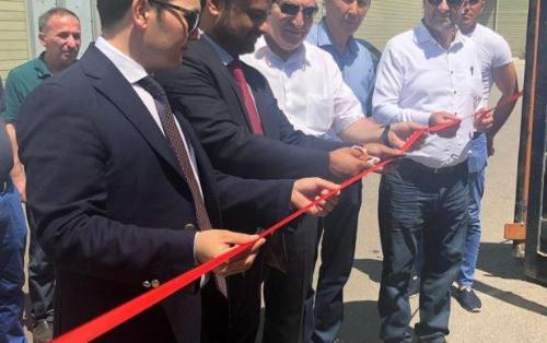 First shipment of Afghan products delivered to Azerbaijan through Turkmenistan