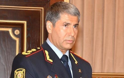 Vilayət Eyvazov işğal altında olan rayona polis rəisi təyin etdi