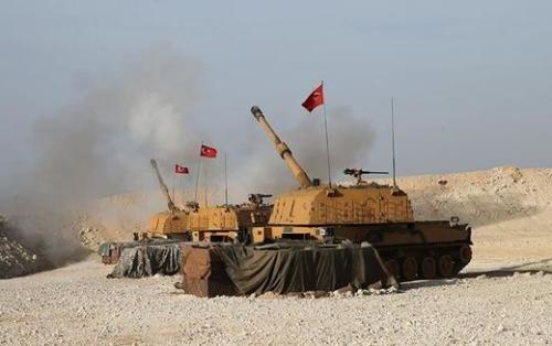 Türkiyə MN: Suriyada məhv edilən terrorçuların sayı 611-ə çatıb