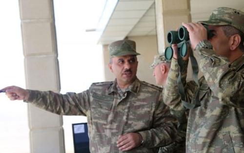 """General-leytenant: """"Ermənistanla Azərbaycan arasında 10 pilləlik bir uçurum mövcuddur"""""""