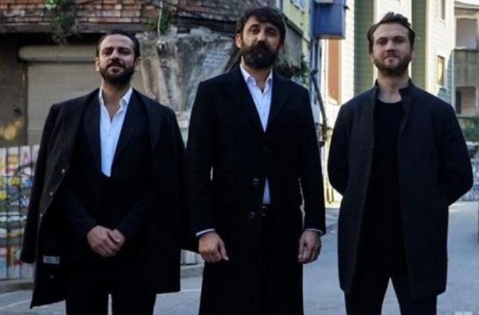 """""""Çukur""""un aktyoru """"Mançester Siti""""nin məşqində - FOTOLAR"""