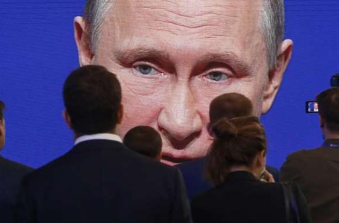 Putin koronavirusla bağlı yenidən Rusiya xalqına müraciət etdi