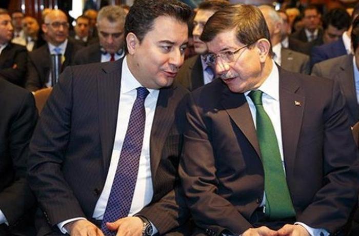 Davudoğlu və Babacanın quracağı partiyanın adı və loqosu bilindi - FOTO