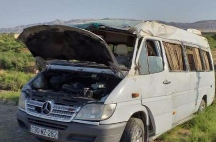 Hacıqabuldakı qəzada yaralananların vəziyyəti açıqlandı