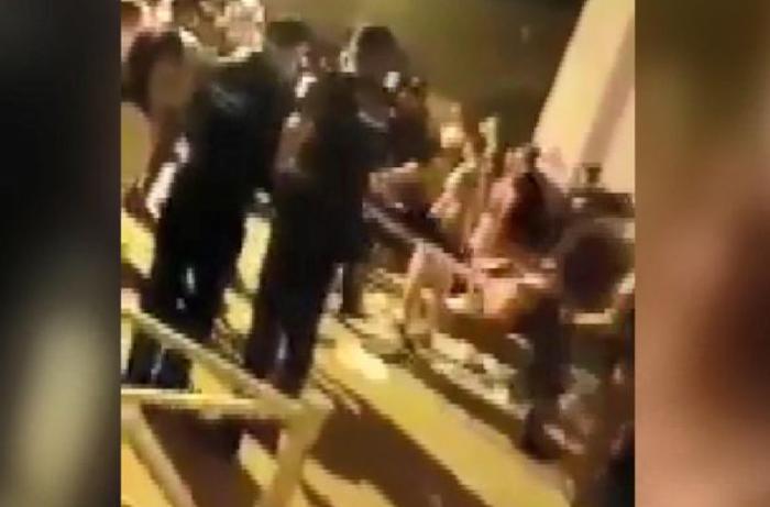 Konsertdə izdiham: 5 nəfər öldü, 21 nəfər yaralandı - VİDEO