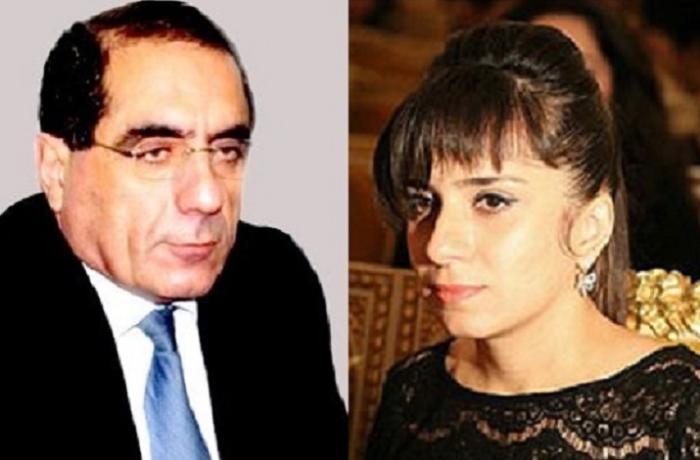 Qabil Hüseynlinin musiqiçi qızı - Mərhum pilotun xanımı - DOSYE
