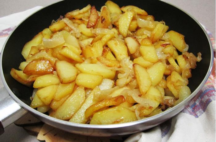 Kartof qızararkən xərçəng törədən maddə yaranır