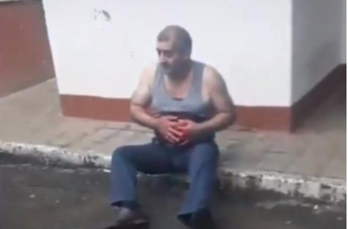 Массовая драка азербайджанцев в Украине ЕСТЬ ЖЕРТВЫ - ВИДЕО