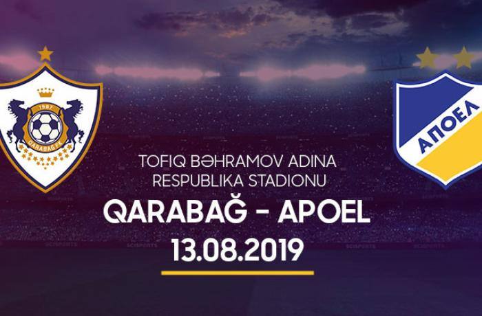 APOEL's captain suffered injury in Qarabag match