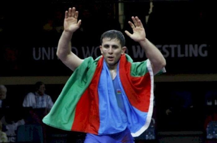 Rafiq Hüseynov ikiqat Avropa çempionu oldu