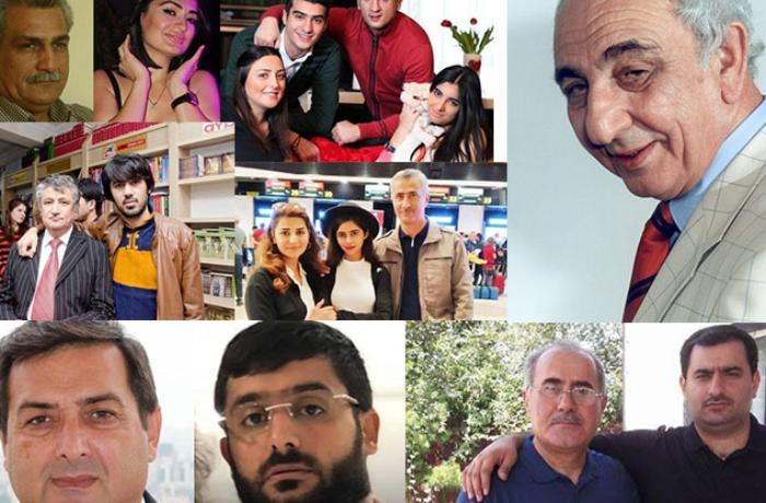 Doğmalarından imtina edən Azərbaycanlı məşhurlar - FOTOLAR