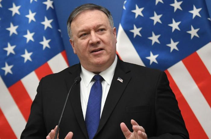 Mike Pompeo congratulates Azerbaijani people on Republic Day