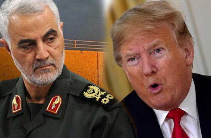 ABD Başkanı Trump'tan bomba 'Kasım Süleymani' iddiası