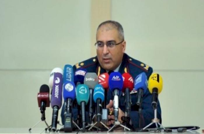 """General: """"Erməni tərəfi təmas xətti boyu gərginliyi artırmaqda maraqlıdır"""""""