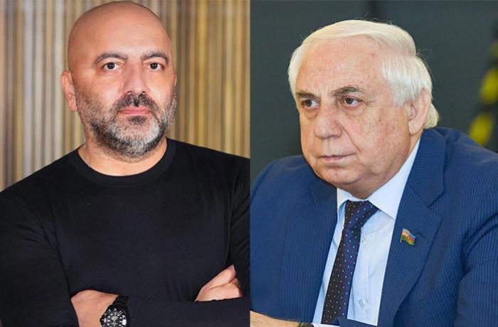 Mübariz Mənsimovdan Hadi Rəcəbliyə daha bir SƏRT CAVAB