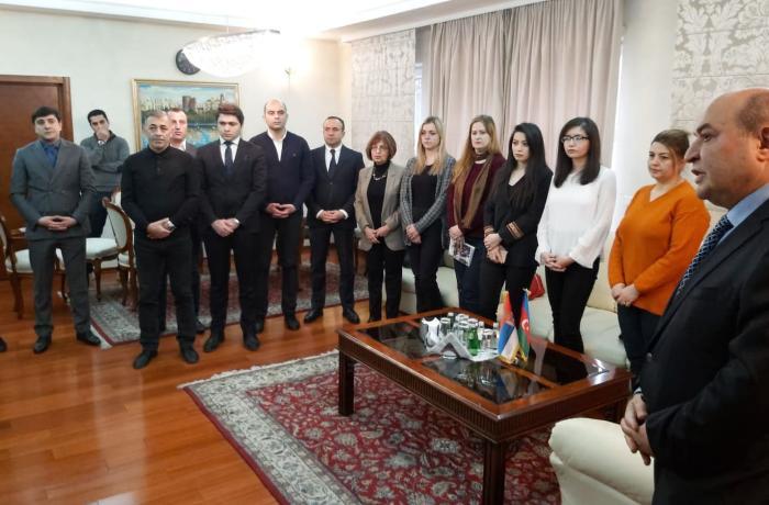 Serbiyada Qanlı Yanvar faciəsinin 30-cu ildönümü yad edilib
