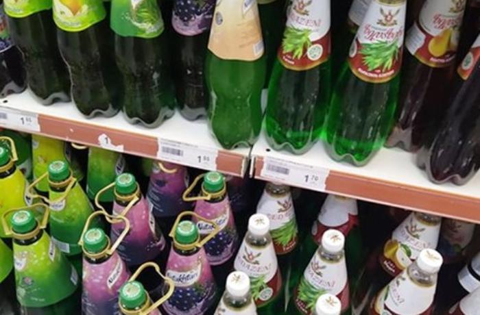 Mağazalarda yaydan qalan sular - saxlanma şəraitinə əməl edilirmi...