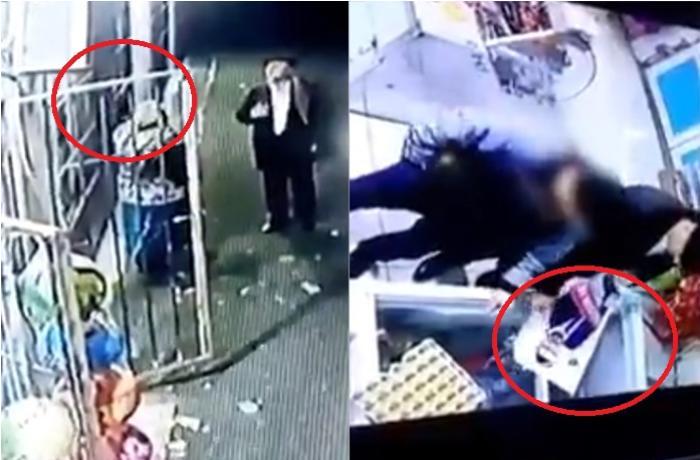 """Namizədin posterini qoparan bələdiyyə sədri danışdı: """"MONTAJDIR..."""" - VİDEO"""