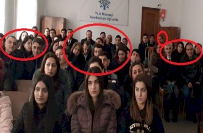 """Hadı Rəcəbli seçicilərinin sayını montaj proqramı ilə """"artırdı"""" - FOTOLAR"""