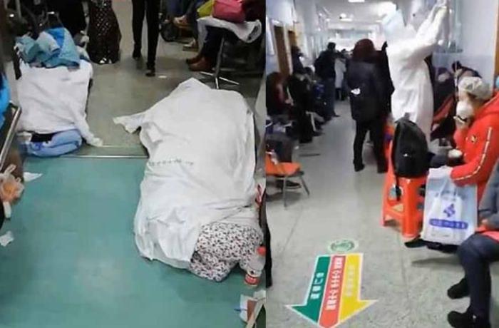 Çində koronavirusa yoluxanların sayı 1500-ə çatıb