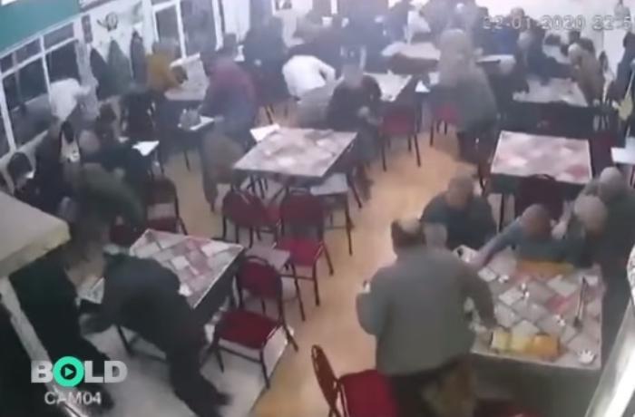Türkiyədə baş verən dəhşətli zəlzələ anının görüntüləri - ANBAAN VİDEO