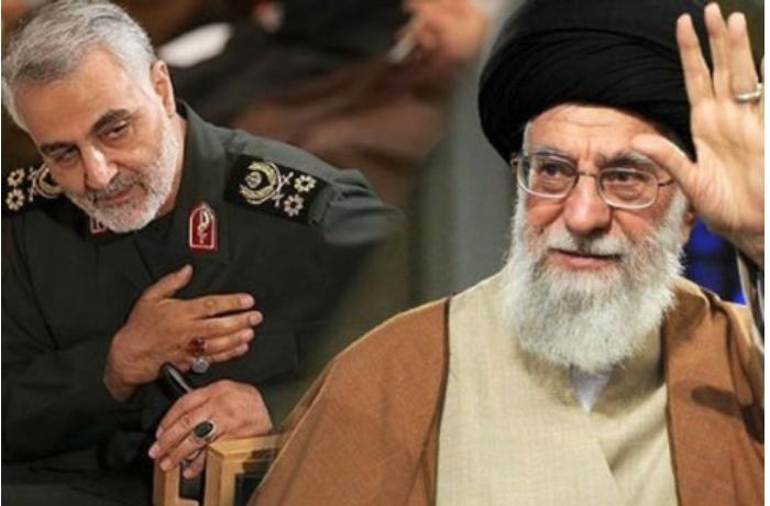 Американцы убили легендарного иранского генерала Касема Сулеймани - ВИДЕО