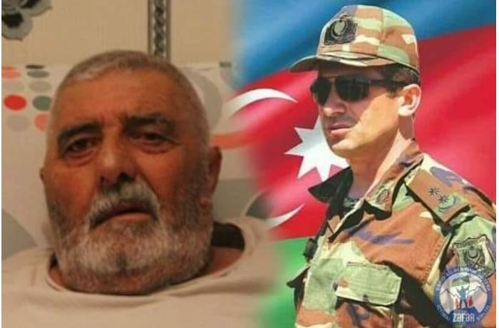 Скончался отец шехида апрельских боев