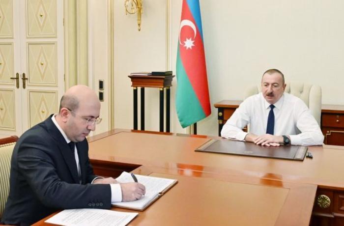 Ильхам Алиев назначил нового главу Госкомитета по градостроительству и архитектуре
