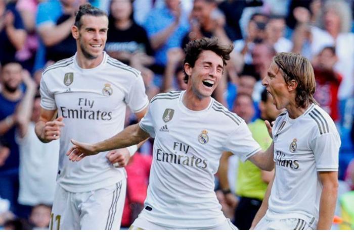 """""""Real Madrid"""" 11-ci dəfə İspaniya Super Kubokuna yiyələnib"""