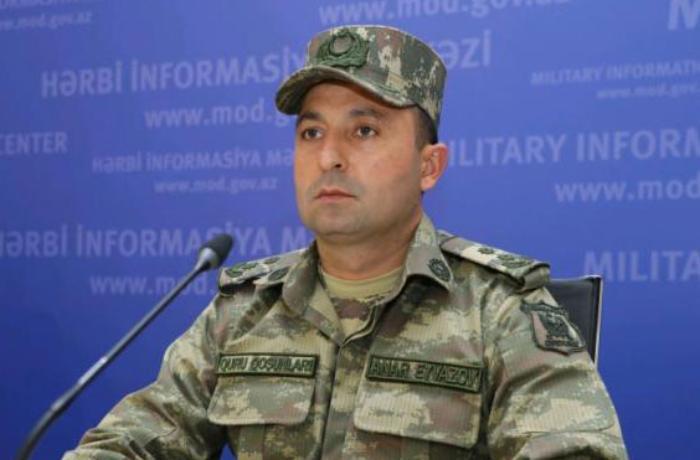 Azərbaycan ordusunun əks-hücum əməliyyatları cəbhənin bütün istiqamətlərində davam etdirilir