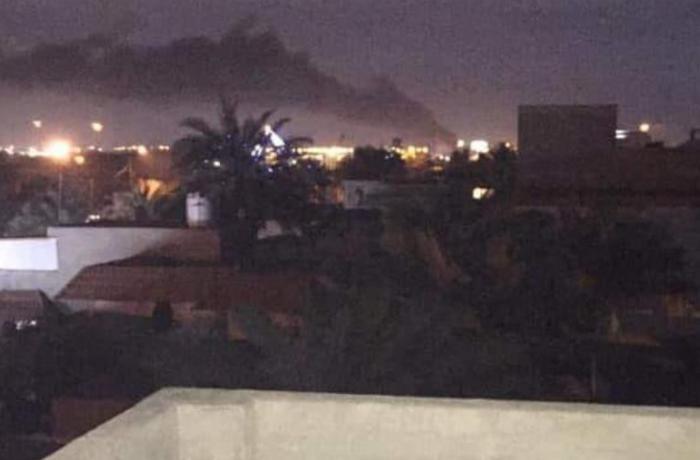 ABŞ-ın Bağdaddakı səfirliyi raket hücumuna məruz qaldı