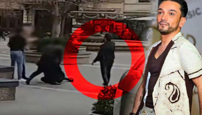 Küçədə dava düşdü, məsələyə Faiq Ağayev qarışdı - ANBAAN VİDEO