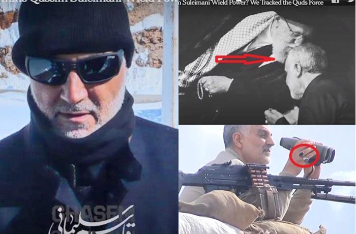 """""""New York Times"""" Qasım Süleymaninin yeni görüntülərini yayımladı - VİDEO"""