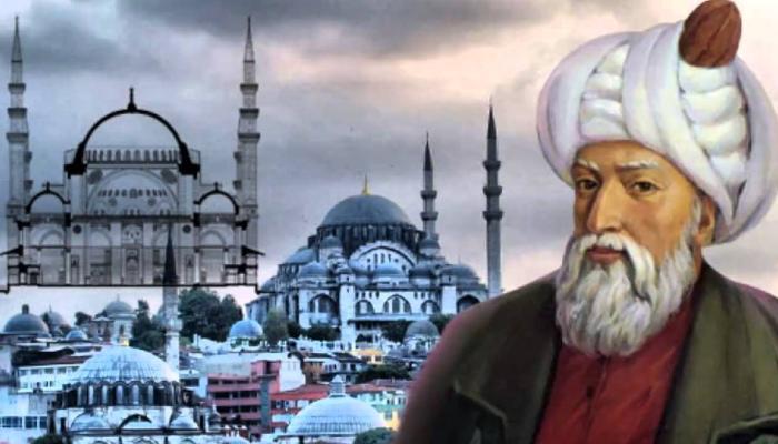 Ərciyəs dağını İstanbula daşıyan dahi: Memar Sinan