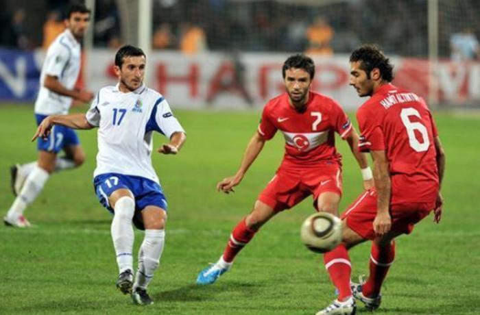 UEFA Türkiyə-Azərbaycan oyununun yerini və vaxtını AÇIQLADI