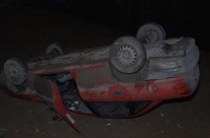 Bakıda dəhşətli hadisə: Piyadanı bir avtomobil vurdu, digəri üstündən keçdi – VİDEO