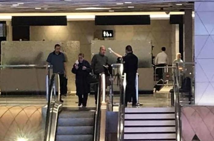 Hava Limanında İrandan gələnlər üçün xüsusi nəzarət - FOTO