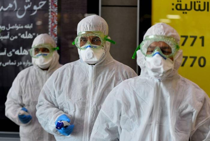 İranda son sutkada 4 minə yaxın insan koronavirusa yoluxdu
