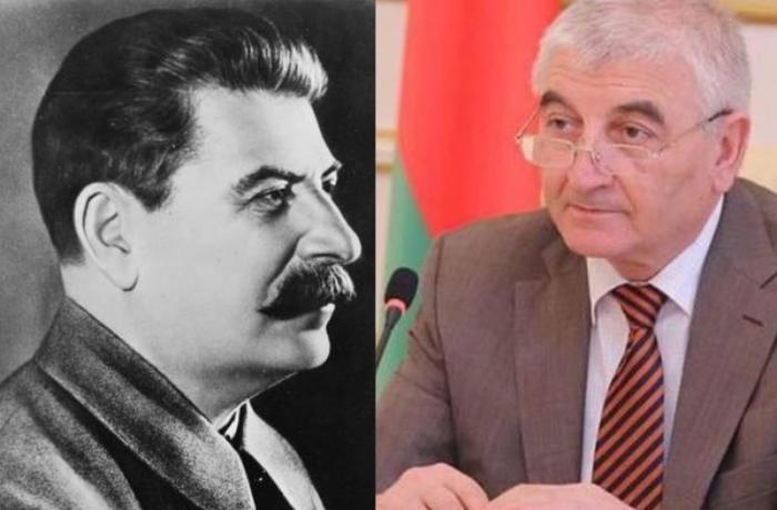 """Məzahir Pənahov: """"Bəziləri deyir ki, Stalin mənim yanımda toya getməlidir"""""""