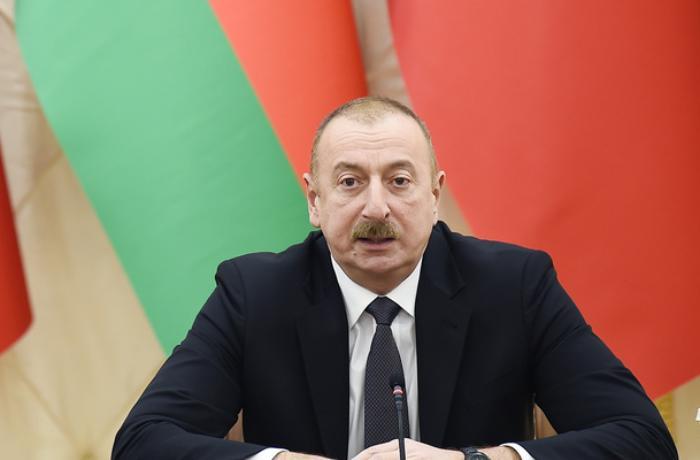 """İlham Əliyev: """"Bu ilin sonuna qədər Cənub Qaz Dəhlizi tam istismara veriləcək"""""""