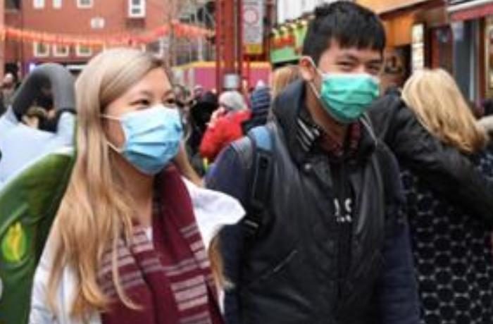 Çində tibbi maskalı insanların tanınması üçün sistem tətbiq edilib