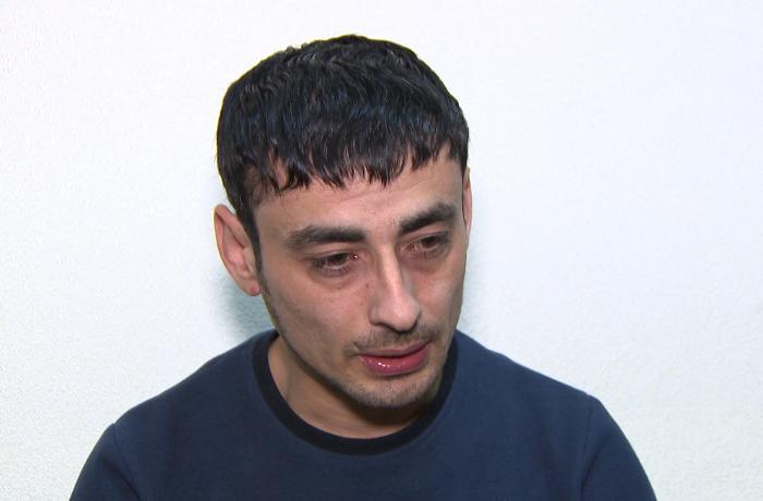 Bakıda taksi sürücüsü və aptek satıcısına qarşı soyğunçuluq edən şəxslər saxlanıldı - VİDEO