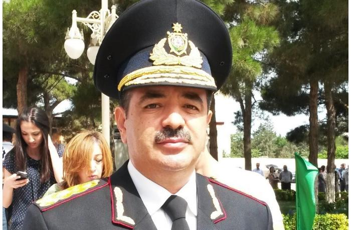 Prezident Seyfulla Əzimovun rütbəsini artırdı