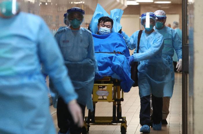 Çindən koronavirusla bağlı sevindirici XƏBƏR