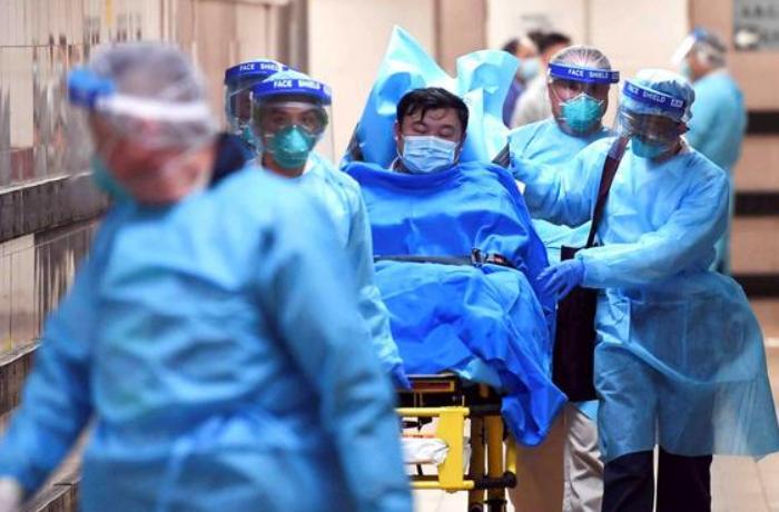 Çində bir gündə koronavirusdan 71 nəfər ölüb