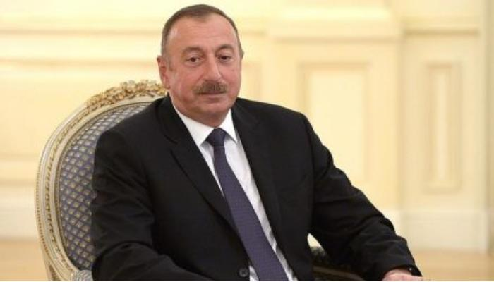 Prezident Milli Məclisin yeni tərkibdə keçirilən ilk iclasında ÇIXIŞ EDİB