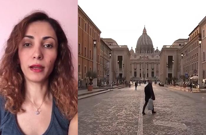 İtaliyada yaşayan azərbaycanlı həkim koronavirusdan danışdı - VİDEO