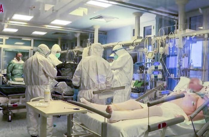 İtaliyada koronavirusdan ölənlərin sayı 30 mini keçdi